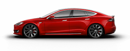 Tesla 3M wrap